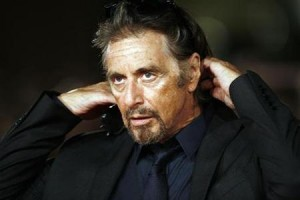 Al Pacino will play Aristotle Onassis in the new film.