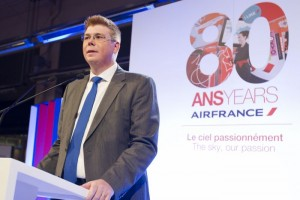 Air France-KLM Greece General Manager Yann Gilbert (Photo source: Air France Greece