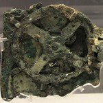 The Antikythera mechanism (Fragment A – front).