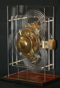 A replica of the Antikythera Mechanism will be on display at the exhibition to open at the Archaeological Museum of Arta.