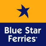 Blue Star Ferries Logo