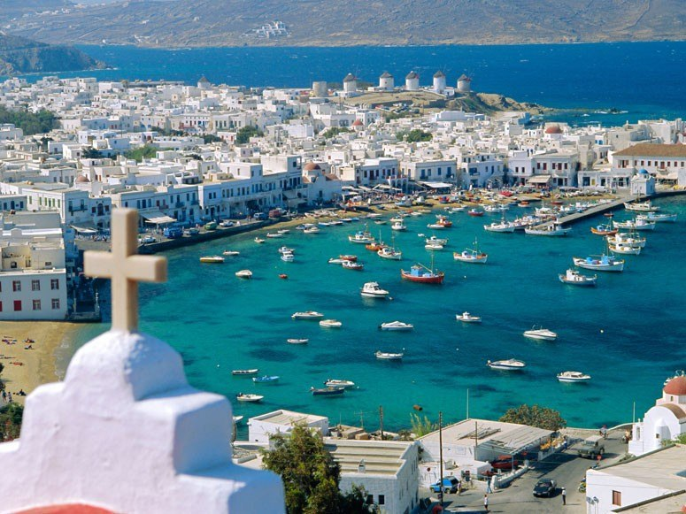 Greece Shines In Condé Nast Travelers Readers Choice ...