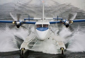 In operation since 2013, Hellenic Seaplanes aims to create a waterway network for travel across Greece via hydroplanes.