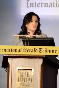 Olga Kefalogianni, Minister of Tourism