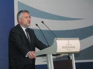 George Tsopelas, managing director of McKinsey & Company