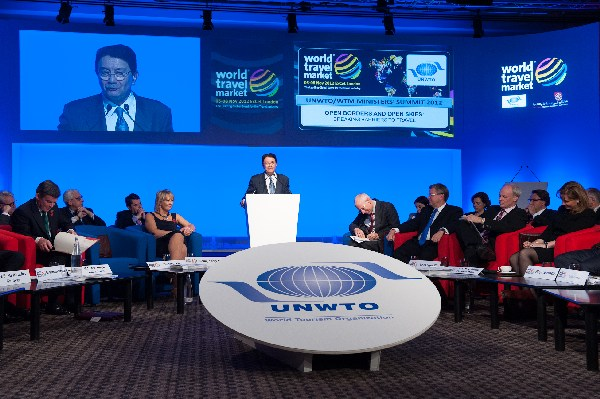 Archive photo of 2012 UNWTO and WTM Ministers' Summit. (Copyright: GTP)