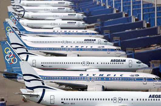 Aegean Airlines Reservations - Flights.com