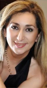 Greek mezzo soprano Alexandra Gravas