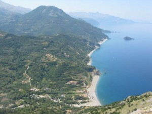 Metochi Beach. Just one of Evia's hidden gems.