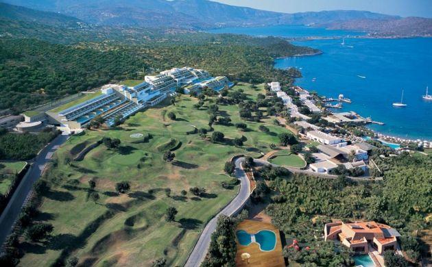 Elounda Mare hotel, Crete