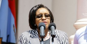 Kenya's Minister for East African Affairs, Commerce and Tourism Phyllis Kandie. Photo source: 24tanzania.com