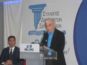 Mayor of Thessaloniki Yiannis Boutaris