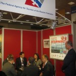 Russia participated in this year's Philoxenia International Tourism Exhibition in Thessaloniki, Greece, after several years of absence.