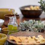 Olive products offered.