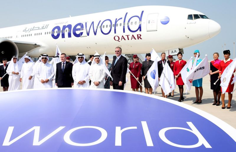 Qatar_Oneworld