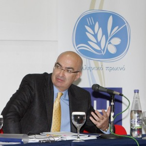 "The Hellenic Chamber of Hotels president, Yiorgos Tsakiris, emphasized that ""Greek Breakfast"" is the bridge that connects Greek tourism with the pure and unique products of the Greek land."