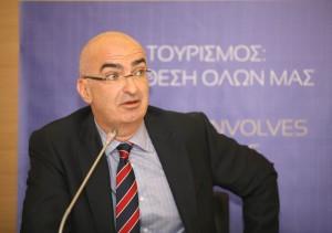 Hellenic Chamber of Hotels Yiorgos Tsakiris