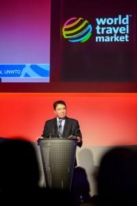 UNWTO Secretary General Dr Taleb Rifai