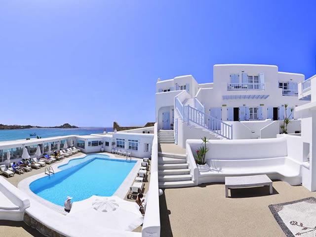 Petinos Beach Boutique Hotel