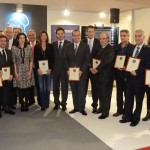 HATTA Awards ceremony - The Hellenic Association of Travel and Tourist Agencies (HATTA) honored the best travel agency brochures and websites.
