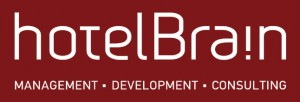HotelBrain Logo