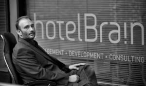 HotelBrain president and CEO Panos Palaiologos