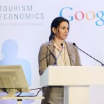 Greek Tourism Minister Olga Kefalogianni spoke of the Tourism Ministry's plans to upgrade the country's official tourism website visitgreece.gr with NSRF funding. Mrs. Kefalogianni made it clear that the visitgreece.gr website will not be a platform for online bookings, a practice followed by other national portals.