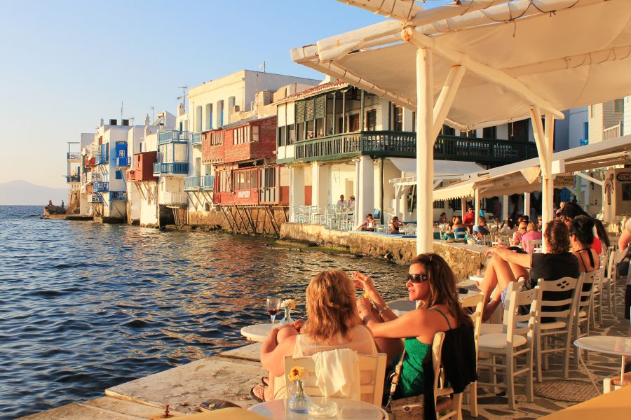 Survey Mykonos Greece Among Most Expensive Global