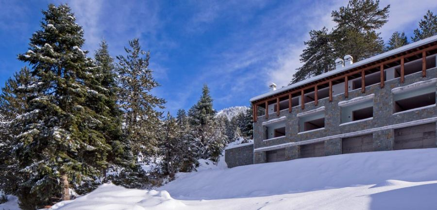 Exterior view, © Grand Forest Metsovo