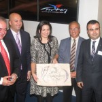 During Philoxenia, Greek Tourism Minister Olga Kefalogianni announced a strategic move in the Turkish market to Greece's benefit: the opening of a Greek National Tourism Organization (GNTO) office in Istanbul.