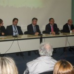 Press Conference of the Region of Eastern Macedonia-Thrace.