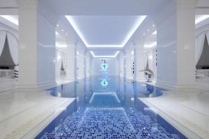 Interior pool - SPA, © Pomegranate Spa Hotel