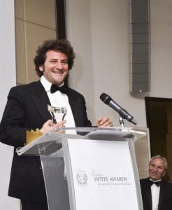 Antonis Vordonis, CEO Poseidonion Grand Hotel.