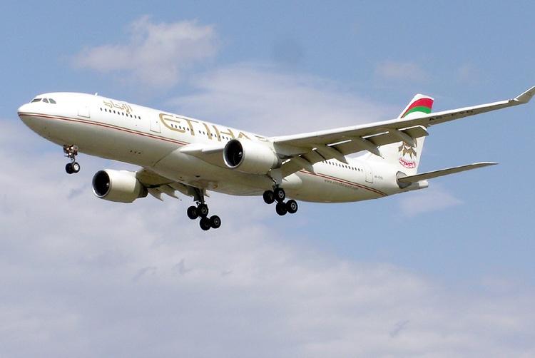Photo: Etihad Airways