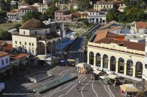 Monastiraki Square, Athens