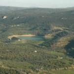 Costa Navarino, water reservoir.