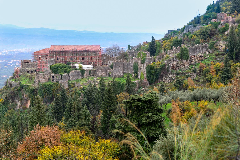 Mystras - A World Heritage Site in Greece - GTP Headlines