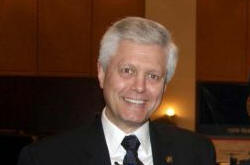 SETE's new general manager, Alexandros Lamnidis.
