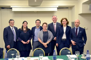 First Board of Directors of the new Thessaloniki Convention Bureau.