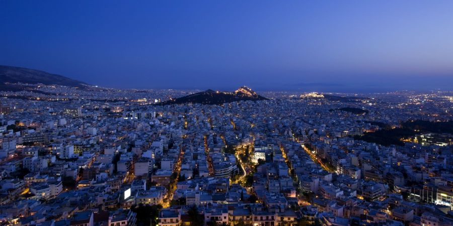 Travel_Trade_Athens_2014_Athens_by_night