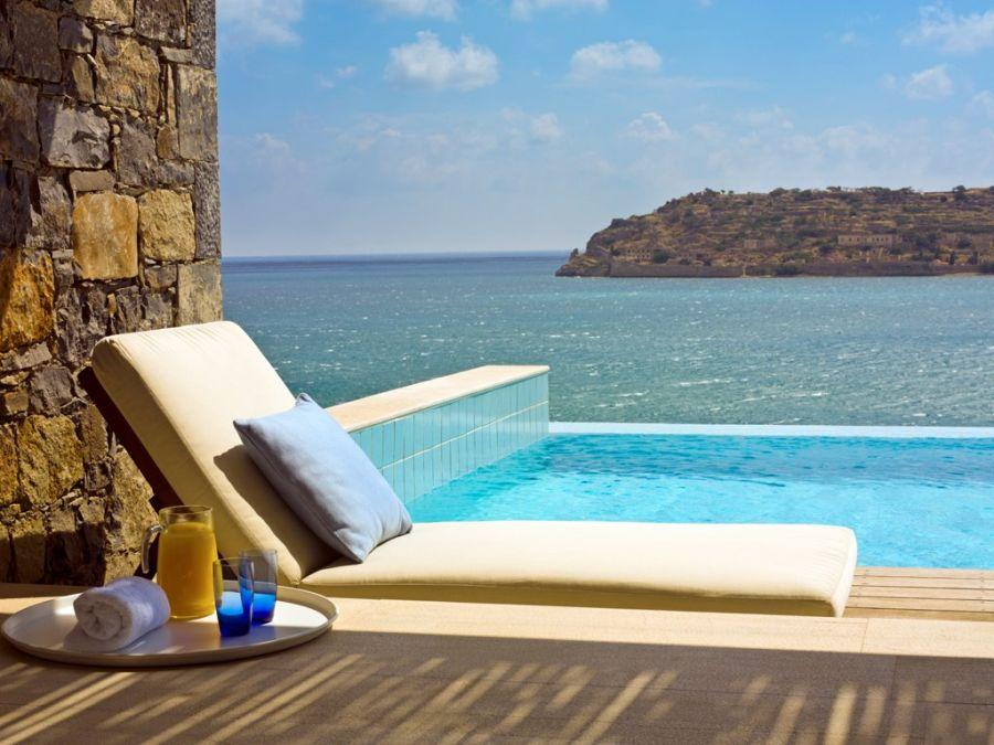 Five Greek Hotels On Cond 233 Nast Traveler Gold List 2014