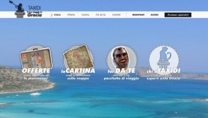 Viaggi Oggi's new online platform taxidi.it.