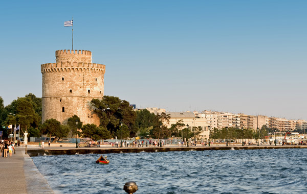 Serbia is one of Thessaloniki's traditional tourist markets.