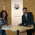 Gastronomy Museum stand - Nayia Melissinou and Constantinos Matsourdelis