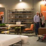 Mr. and Mrs. Oikonomou of Morphos Sofas and Beds.