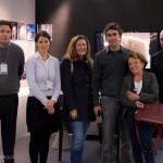 Philippe Kitsopoulos (Danae.Travel), Maria Theofanopoulou (GTP), Daphne Zoumboulakis (Zoumboulakis Galleries), Theodore Zoumboulakis (Zoumboulakis Architects), Peggy Zoumboulaki (Zoumboulakis Galleries).
