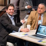 Harry Papaioannou (left) from PGA Hotel Design.