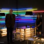 Thomas Gravanis at L+DG, Lighting design.