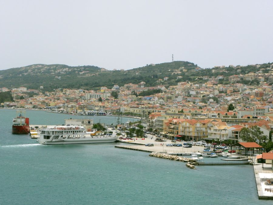 It S Business As Usual For Earthquake Stricken Kefalonia