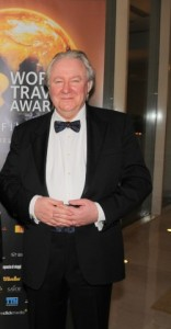 The World Travel Awards president and founder, Graham E Cooke.